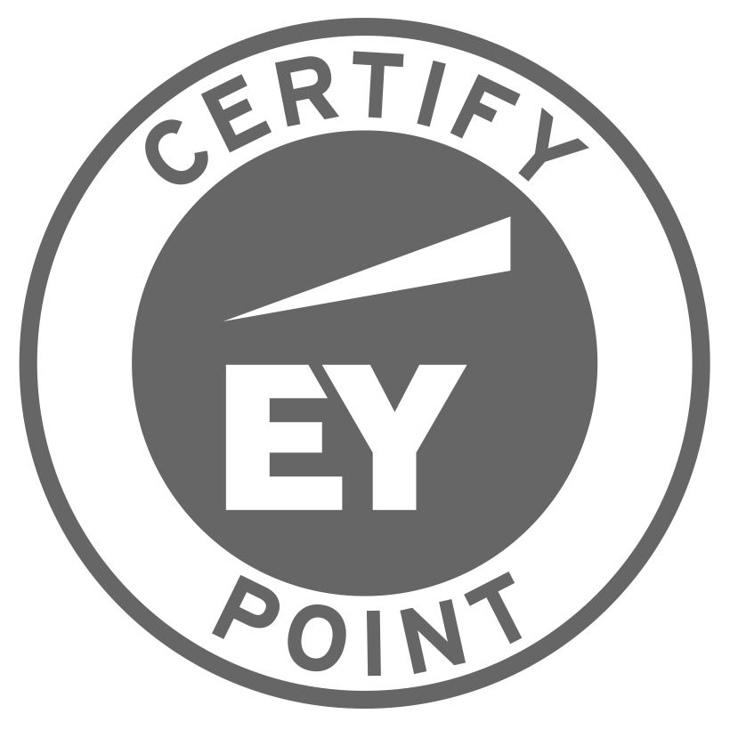 Logo EY certify point