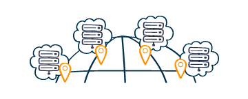 Solutions de cloud d'envergure mondiale