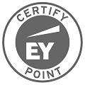 EY certify point logo