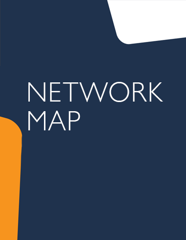 LeaseWeb Network Map
