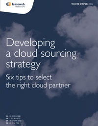 Cloud sourcing white paper