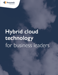 Hybrid cloud technology for business leaders