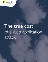 Report: The true cost of a Web Application Attack